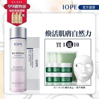 【IOPE 艾諾碧】青春活顏菁粹 168ml(神仙水)
