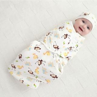 【JoyNa】可調式簡易嬰兒包巾(懶人包巾)