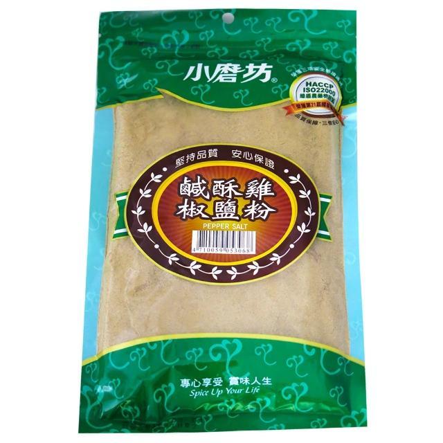 【小磨坊】鹽酥雞椒鹽粉300g