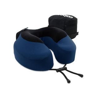 【CABEAU】旅行用記憶頸枕S3-醇藍