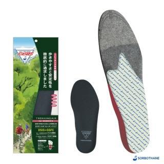 【SORBOTHANE】日本舒宜保 DSIS SORBO 女用登山鞋墊(SORBO 登山鞋墊)