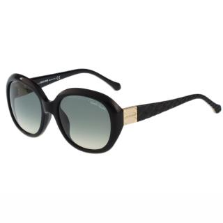 【Roberto Cavalli】-低調時尚太陽眼鏡(黑色)