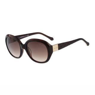 【Roberto Cavalli】-低調時尚太陽眼鏡(琥珀色)