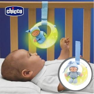 【chicco】舒眠月光音樂吊鈴-兩色