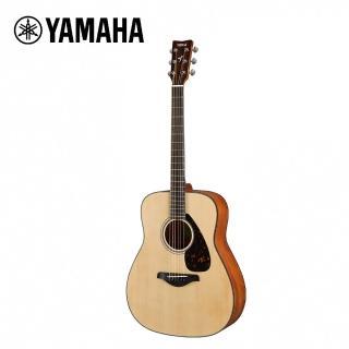 【YAMAHA 山葉】FG800M 民謠木吉他 霧面原木色(附贈琴袋 背帶 以及彈片)