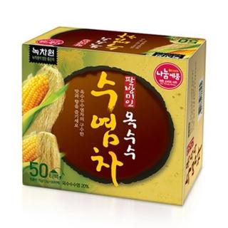 【NOKCHAWON】韓國玉米鬚茶包(50入)