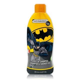 【義大利 Batman】有機植萃洗髮沐浴乳(250ml)
