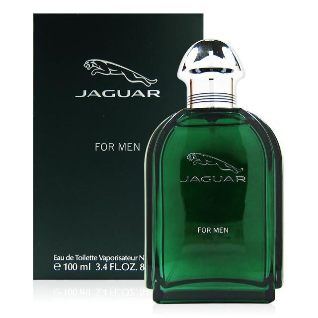 【JAGUAR 積架】綠色經典 男性淡香水 100ml(網路熱賣中)