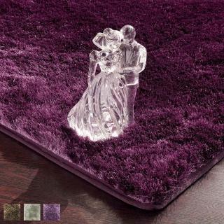 范登伯格-潔光 細紗亮澤立體長毛地毯-共三色-140x200cm