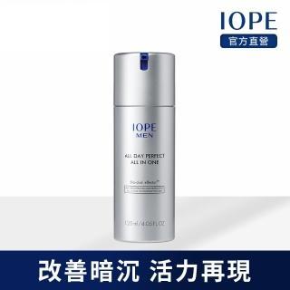 【IOPE 艾諾碧】男仕完美全效精華 120ml