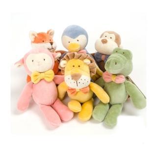 【美國miYim】有機棉吊掛娃娃(多款)