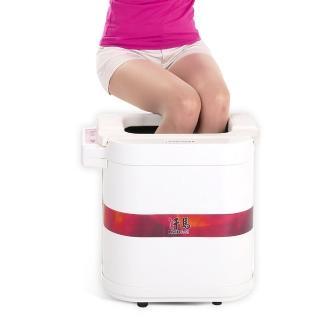 【汗馬】腿足溫熱器(遠紅外線/非一般傳統泡腳桶/桑拿桶/腳底按摩器/足浴機)