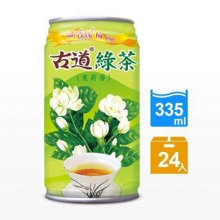 【古道】綠茶335ml*24罐