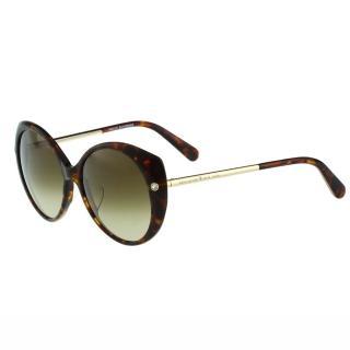 【Kate Spade】-簡約造型 太陽眼鏡(琥珀色)