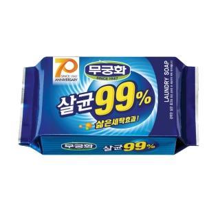 【韓國 MKH無窮花】抗菌洗衣皂 230g