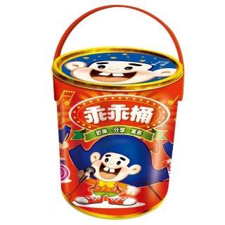 【乖乖】乖乖桶(720g綜合水果軟糖)