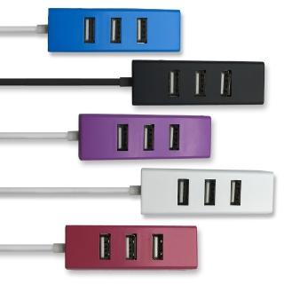 【HOLiC】USB 4port Hub 四孔集線器