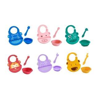 【MARCUS&MARCUS】動物樂園餵食禮盒組(多款繽紛任選)