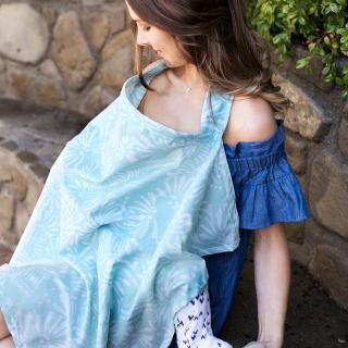 【美國 Bebe Au Lait】時尚純棉/棉紗哺乳巾(多種款式)