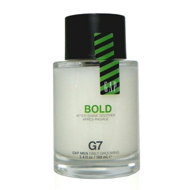 【GAP】Bold After Shave Soother 勇者無畏鬍後乳(100ml 無外盒)