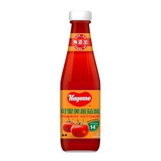 【可果美】蕃茄醬(340g)x4入
