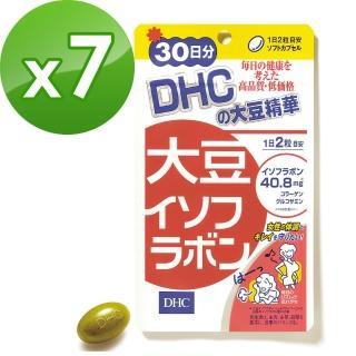 【DHC】大豆精華(大豆異黃酮) x 7
