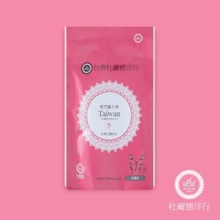 【杜爾德洋行】三峽『東方美人』原葉立體茶包(15入)
