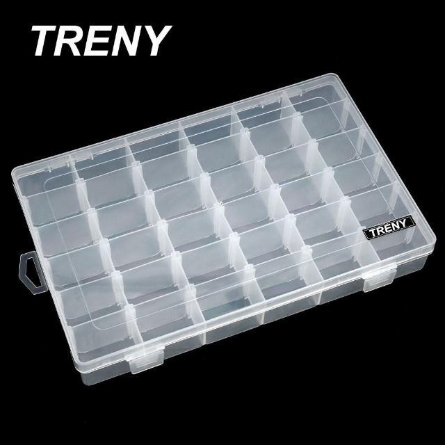 【TRENY】36格收納盒/