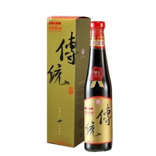 【西螺大同醬油】大同傳統蔭油膏420g/瓶(手工粹釀180天)