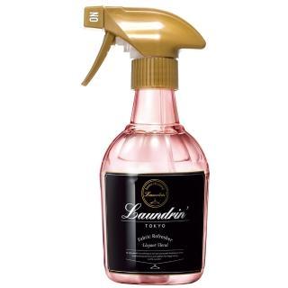 日本Laundrin香水系列芳香噴霧-典雅花香370mlX2入