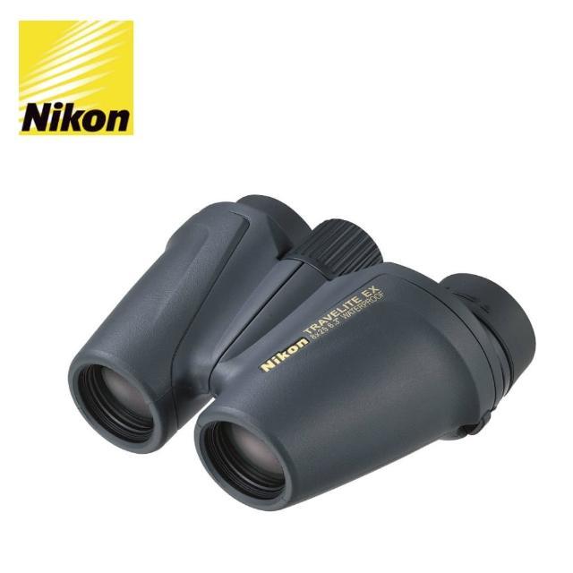 【Nikon】Travelite EX 10x25 旅行者雙筒望遠鏡(公司貨)