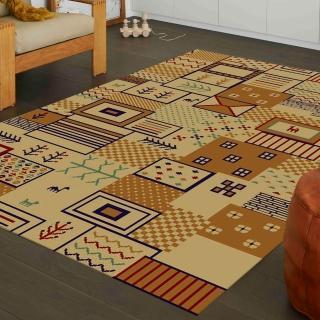 【范登伯格】瑪嘉達 輕鬆小品優質地毯-小故事(150x220cm)