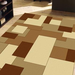 【范登伯格】瑪嘉達 輕鬆小品優質地毯-塊拼(150x220cm)