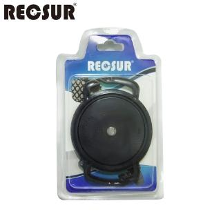 【RECSUR】銳攝 鏡頭蓋防丟扣 For 72/ 77/ 82mm(可安裝於背帶上面)