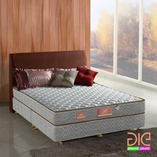 【aie享愛名床】竹碳+3M防潑水二線獨立筒床墊-雙人5尺(經濟型)