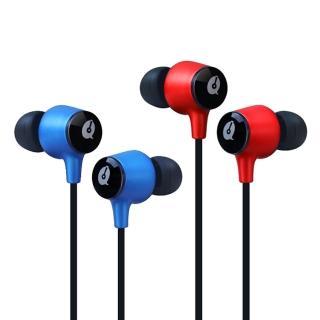 【ALTEAM我聽】AH-31 天燈造型耳道式耳機(熱情紅/科技藍)