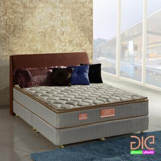 ~aie享愛名床~竹碳 涼感紗 乳膠真三線獨立筒床墊~單人3.5尺 實惠型