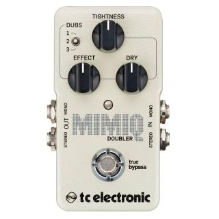 【tc electronic】Mimiq Doubler 效果器(原廠公司貨 商品保固有保障)