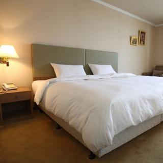 【電子票券】新竹日月光大飯店豪華雙人房2間含早餐(售價2999需現場+600使用)