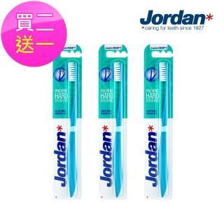 【Jordan】超纖細彈力護齦牙刷買二送一(軟毛)