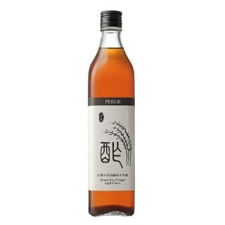 【PEKOE精選】台灣本產純釀陳年米醋(與釀醋世家共同開發)