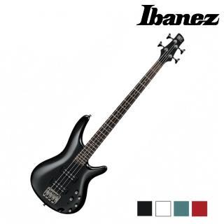 【IBANEZ】SR300E PW 珍珠白色四弦電貝斯(原廠公司貨 附贈琴袋以及背帶)