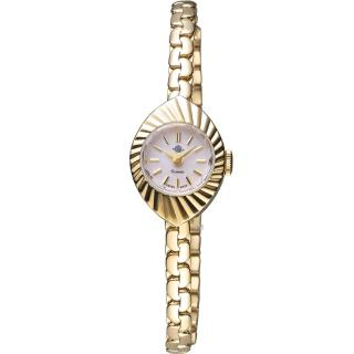 【玫瑰錶 Rosemont】骨董風玫瑰系列X杏仁果狀時尚鍊錶(TRS47-01-MT)