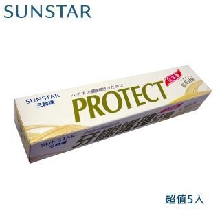 【Sunstar 三詩達-買5送5】牙齦護理牙膏 150g(共10入)