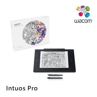 【Wacom】Intuos Pro Large 雙功能創意觸控繪圖板(PTH-860/K1-C)