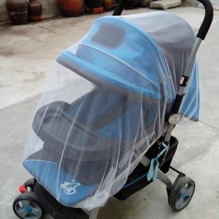 【親親寶貝】日式頂級嬰兒車專用蚊帳/防蚊罩細緻紗網透氣舒適(嬰幼兒防蚊必備)