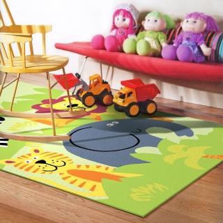 【范登伯格】卡比諾★歡樂動物地毯(117x170cm)