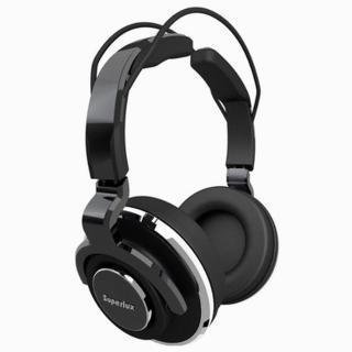 【Superlux】高音質DJ監聽耳機(HD631)