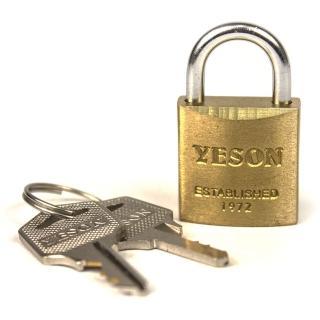 【YESON】復古超經典型旅用鑰匙鎖(MG-2507)