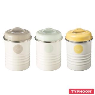 【TYPHOON】復古美式系列(3入儲存罐)